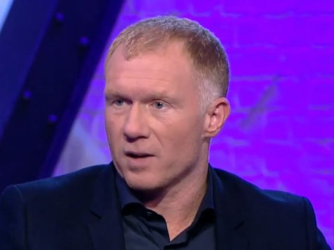 Paul Scholes slams Gonzalo Higuain's performance during Manchester United's draw against Chelsea