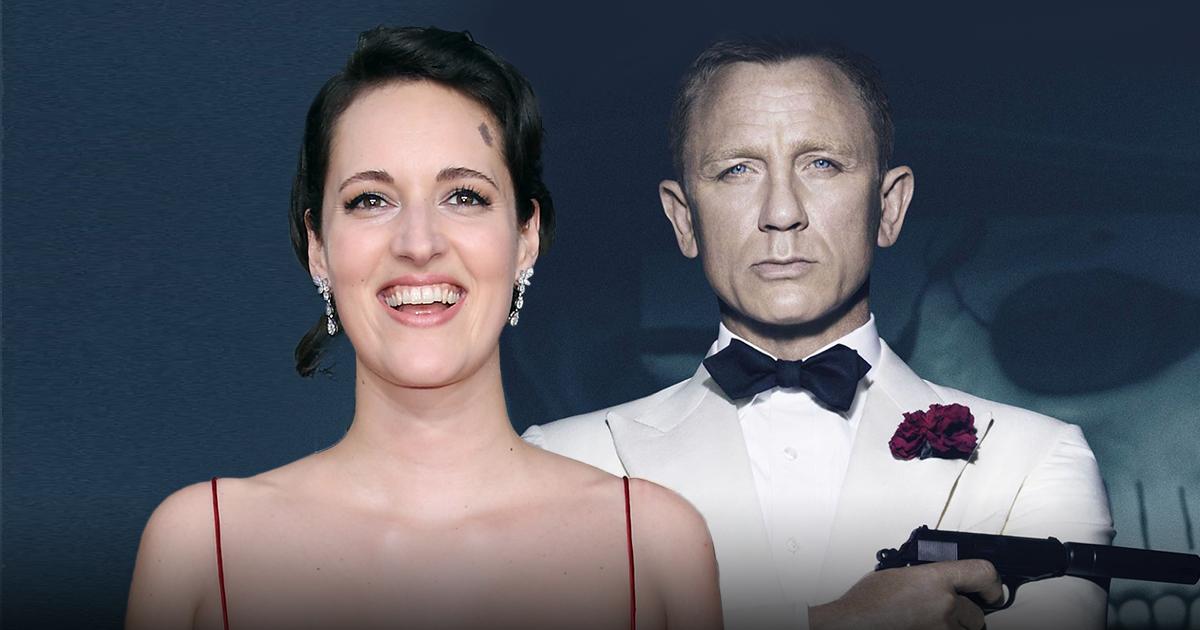 Phoebe Waller Bridge James Bond