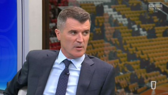 45896acad Roy Keane accuses Manchester United star Fred of  cheating  against  Manchester City
