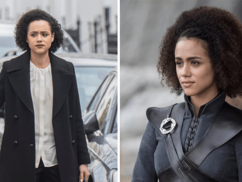 Game Of Thrones' Nathalie Emmanuel films Four Weddings And A Funeral as fans fear Missandei's death