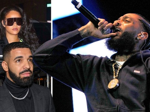 Nipsey Hussle dies aged 33 in Los Angeles shooting: Rihanna and Drake lead tributes