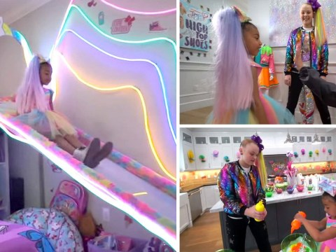 JoJo Siwa wins the internet as she babysits North West in ultimate YouTube collaboration
