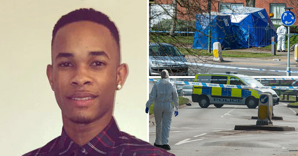 Boxer and dad-of-one stabbed to death near his home in Birmingham