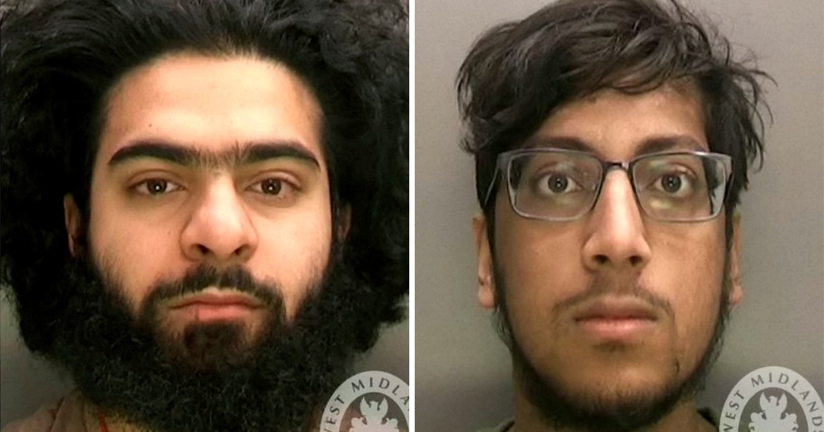 'Naive and idiotic' men guilty of trying to travel to Syria and join Isis