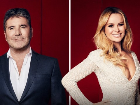 Britain's Got Talent: Amanda Holden jokes Simon Cowell uses 'ride-on-unicorn' she bought for his five-year-old son Eric