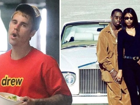 Justin Bieber hits back at people calling him 'disrespectful' for using picture of Diddy and Kim Porter to promote his clothing line