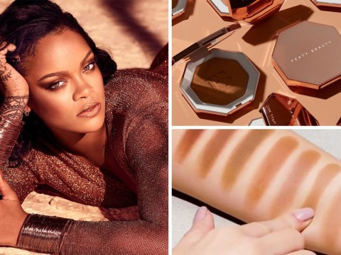 Rihanna releases eight new shades of Fenty bronzer