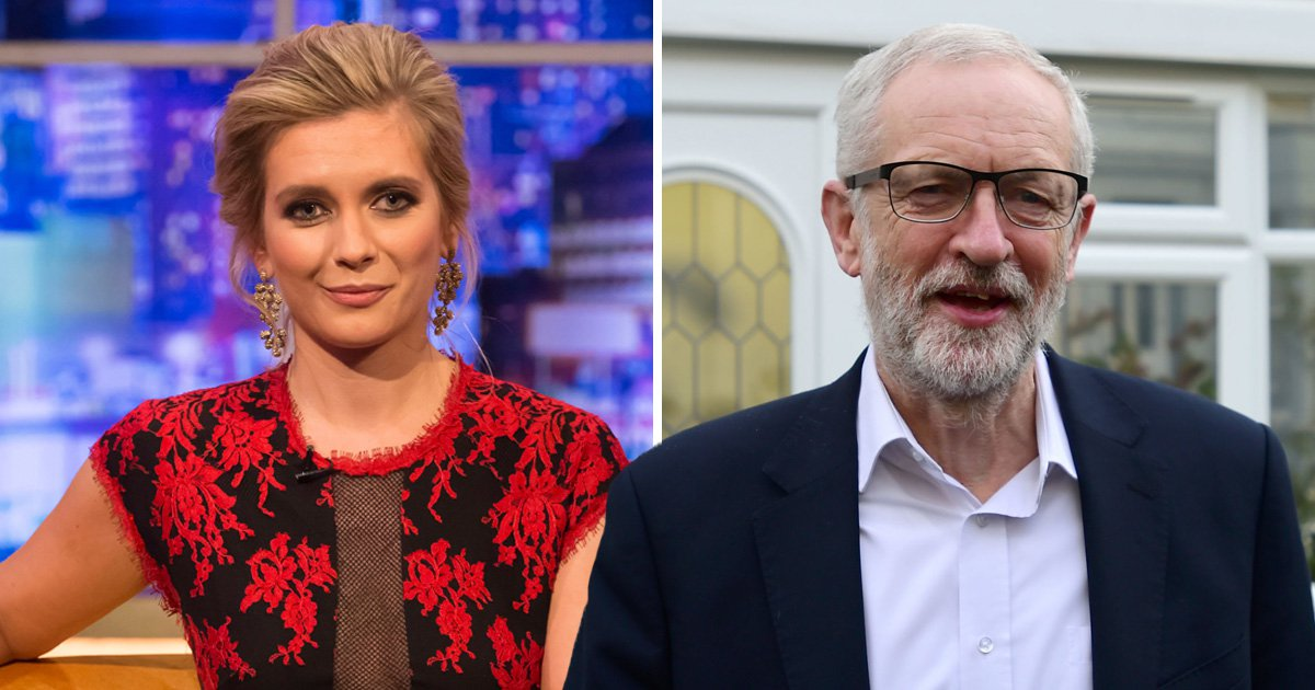 Rachel Riley accuses Jeremy Corbyn of 'condoning' anti-Semitism in Labour Party