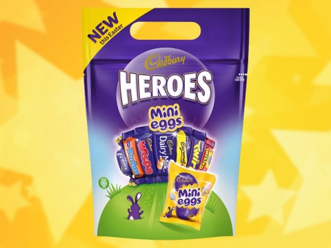 Cadbury adds Mini Eggs to its Heroes selection boxes