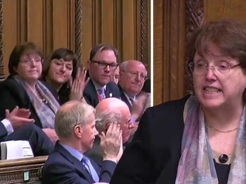 MP's first speech about plot to murder her gets applause from Parliament