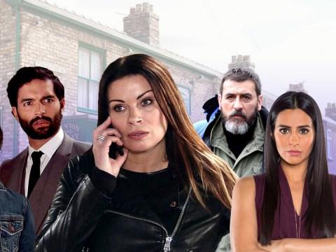 Coronation Street spoilers: Carla Connor's stalker revealed