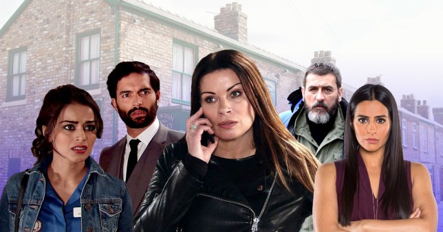 Who's after Carla?