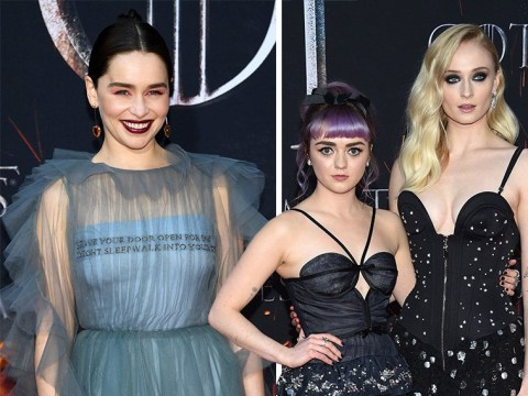 Emilia Clarke leads Games Of Thrones' cast (including some old faces) at season eight premiere