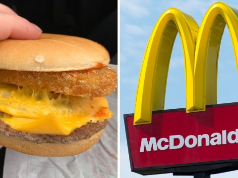 There's a simple trick for getting a McDonald's hash brown in your burger