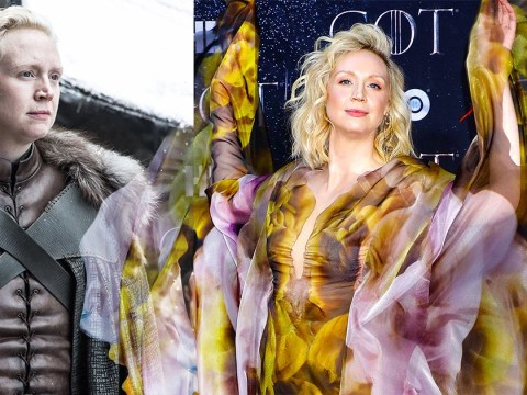 Game Of Thrones' Gwendoline Christie owns the season 8 red carpet premiere as Brienne Of Tarth prepares for final battle