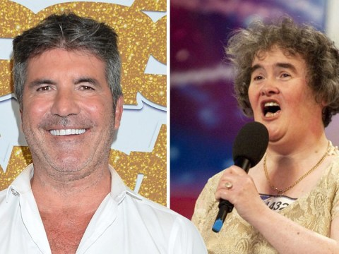Susan Boyle's Britain's Got Talent audition was actually packed with behind-the-scenes drama and Simon Cowell's about to spill the tea