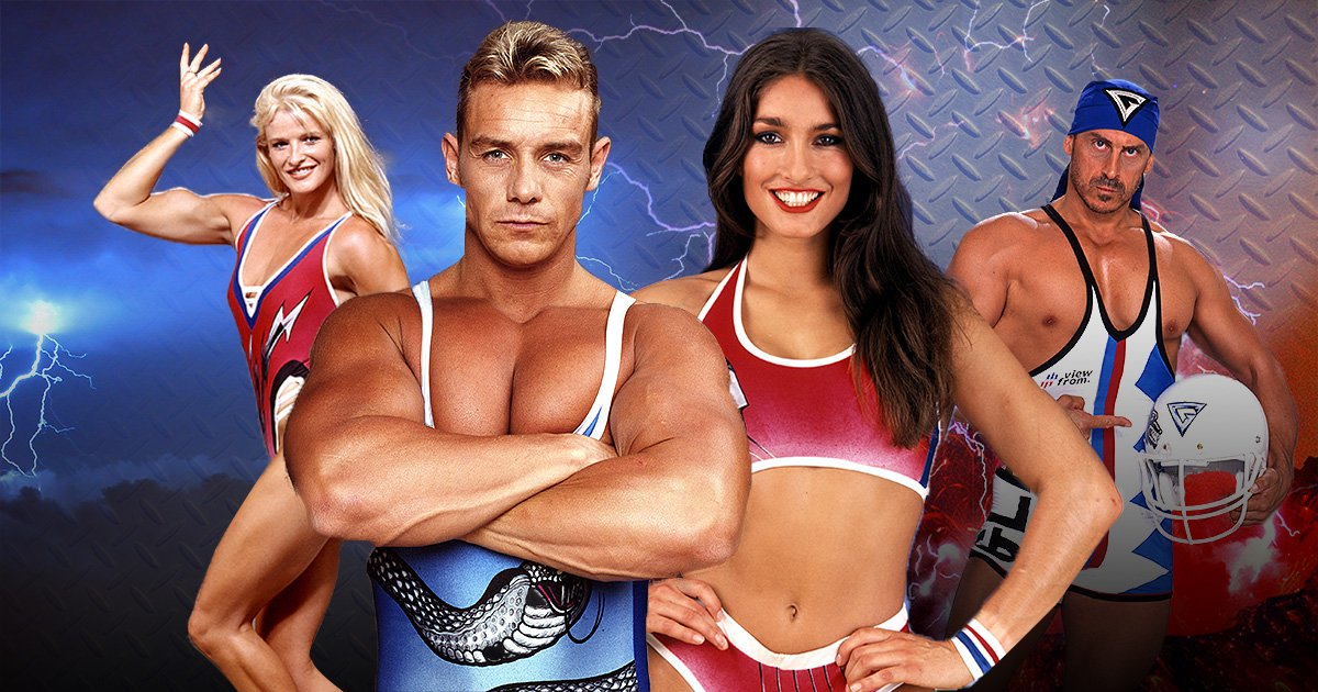 Where are the stars of ITV's Gladiators now – from Cobra to Lightning?