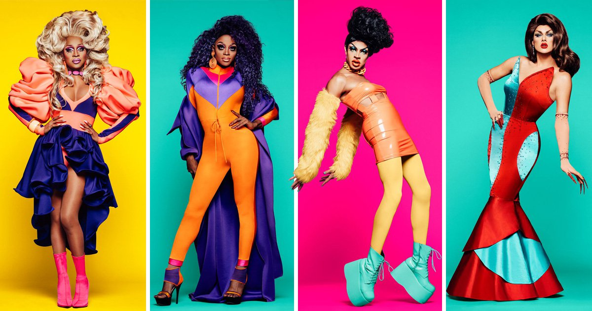 All the RuPaul's Drag Race queens ranked from meh to yaaaas after the Draglympics