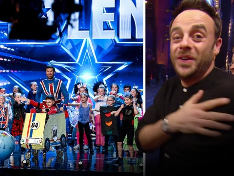 Britain's Got Talent 2019 child contestant sums up the nation as she whispers to Ant McPartlin: 'I've missed you'
