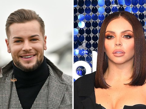 Chris Hughes squirms on live TV over romance with Jesy Nelson after Little Mix jibe