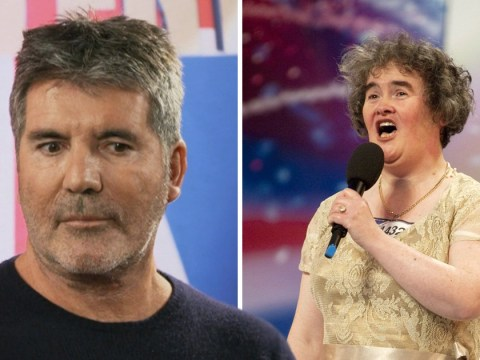 Simon Cowell reveals how he consoled Susan Boyle after she was beaten by Diversity in Britain's Got Talent 2009 final