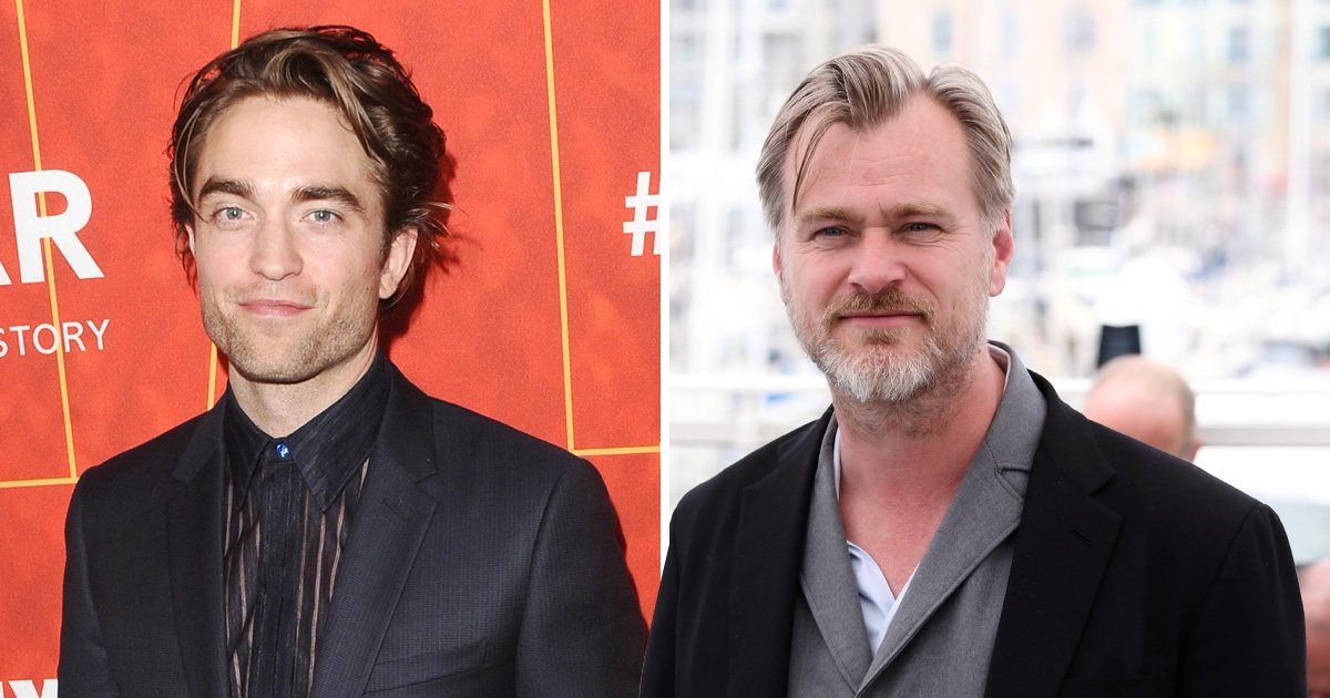 Robert Pattinson 'locked in a room' to read Christopher Nolan's new movie script