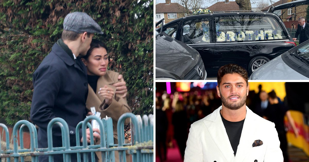 Mike Thalassitis laid to rest as reality stars say their goodbyes at funeral