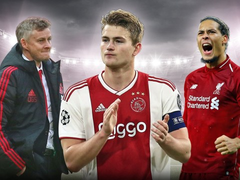 Why Manchester United should break Liverpool's transfer record to sign Matthijs De Ligt