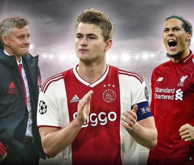 Why Manchester United Should Break Liverpools Transfer Record To Sign Matthijs De Ligt
