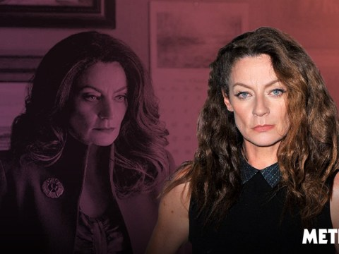 Michelle Gomez claims she was rejected by US TV because of her 'goofy' face until Chilling Adventures of Sabrina: 'Now I've been embraced'