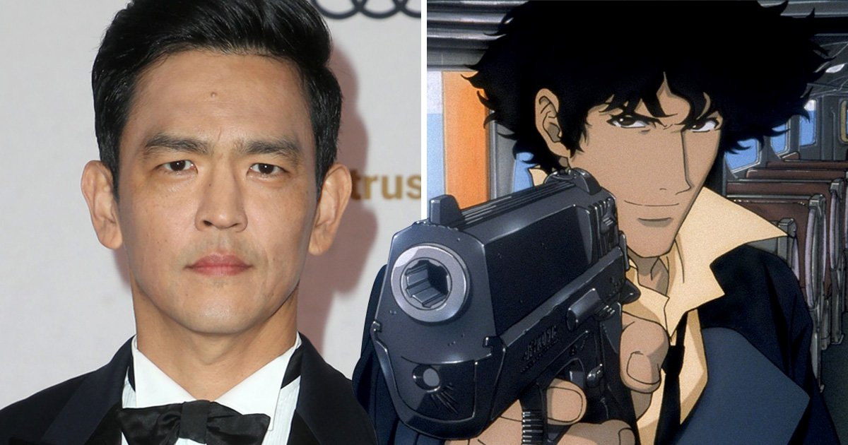 John Cho to star in Netflix's remake of Cowboy Bebop and we are so ready