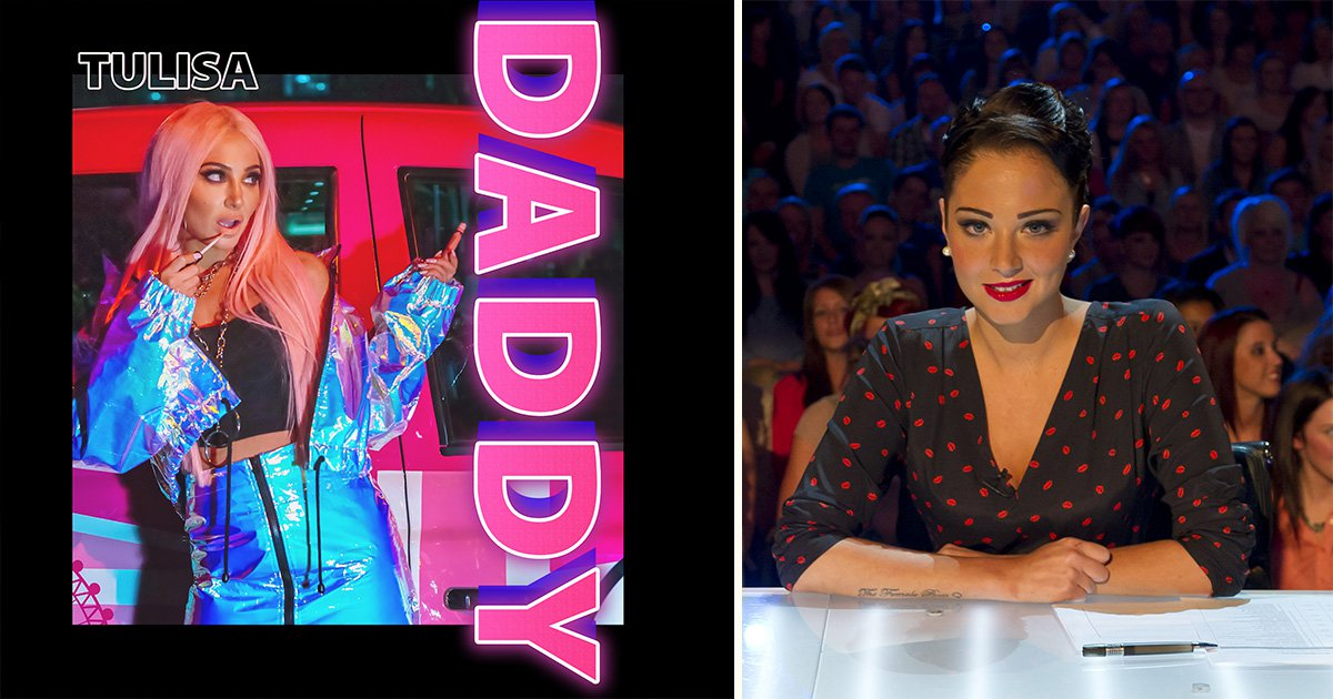 Tulisa blames X Factor for stalling music career as she releases new song Daddy: 'You have to fit into a mould'