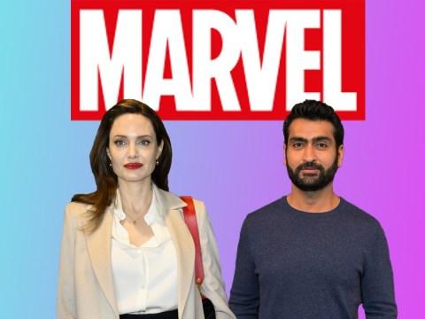 Kumail Nanjiani in talks to join Marvel's The Eternals alongside Angelina Jolie