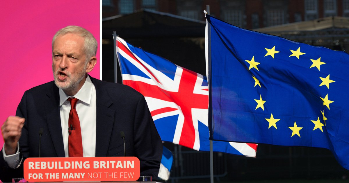 80 Labour MPs demand second referendum as 'bottom line' of any Brexit deal