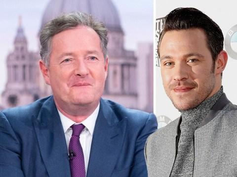 Will Young slams 's***bag' Piers Morgan after disagreement over singer's PTSD diagnosis