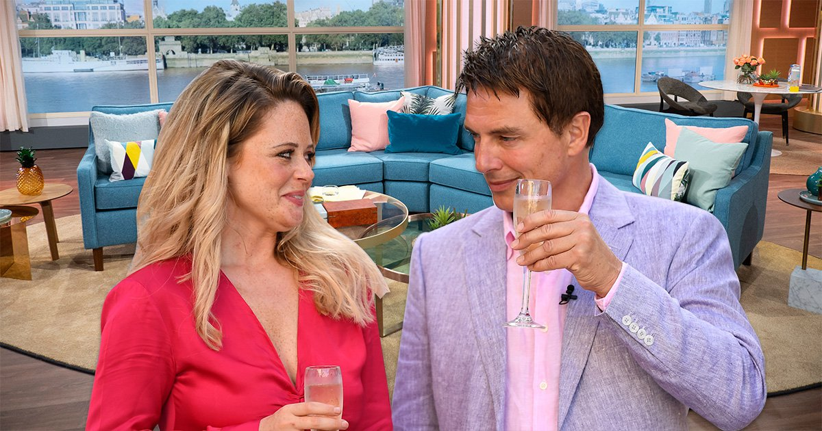 John Barrowman and Emily Atack are taking over This Morning so prepare for trouble