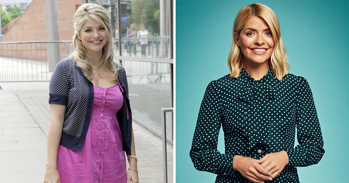 Holly Willoughby absolutely refuses to reveal weight loss secrets because 'people get obsessive'