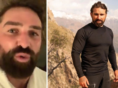 SAS: Who Dares Wins star Ant Middleton lounges about in fancy robe to announce his new book