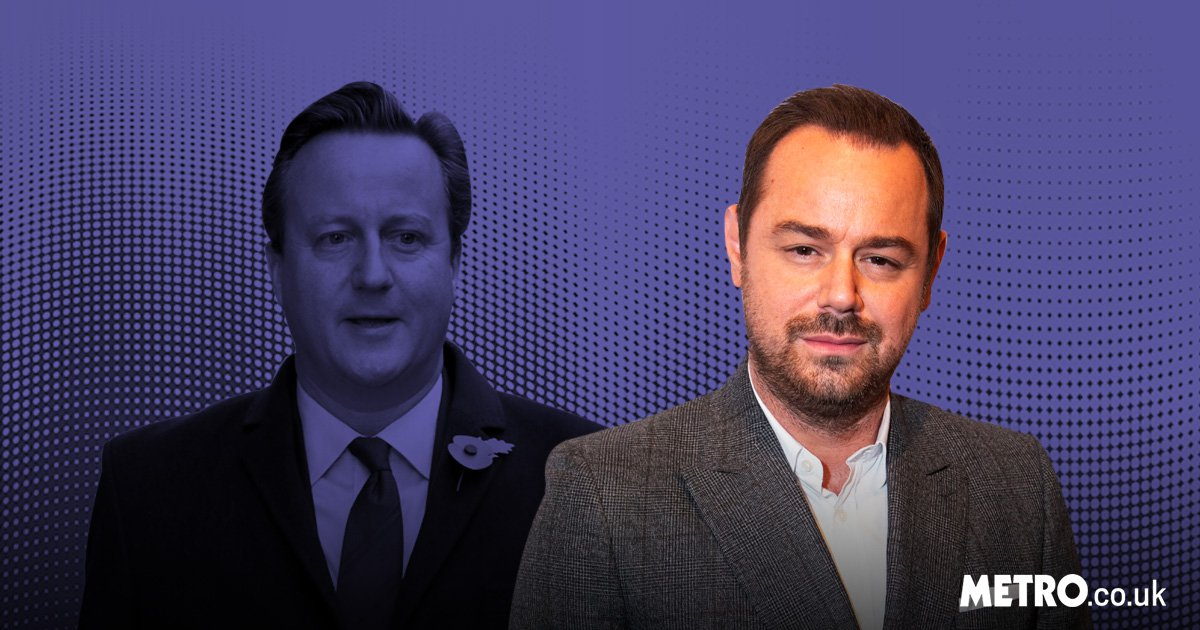 EastEnders' Danny Dyer demands David Cameron's whereabouts as he brands Brexit 'boring'