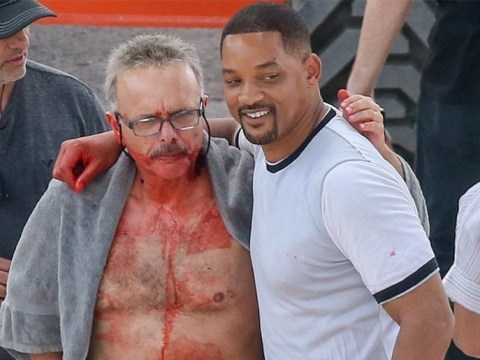 Will Smith reunites with Joe Pantoliano on Bad Boys For Life set – and things do not look good