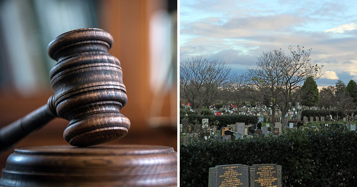 Feuding couple at centre of 28-year battle over baby's ashes
