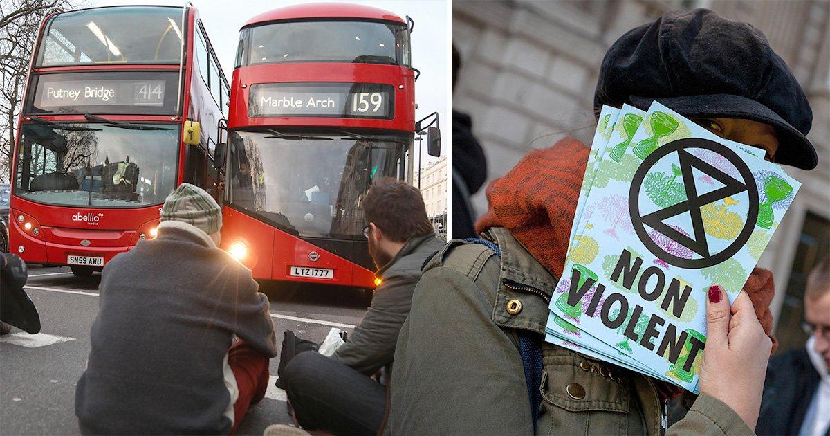 Central London to grind to a halt as climate activists plot major road blocks