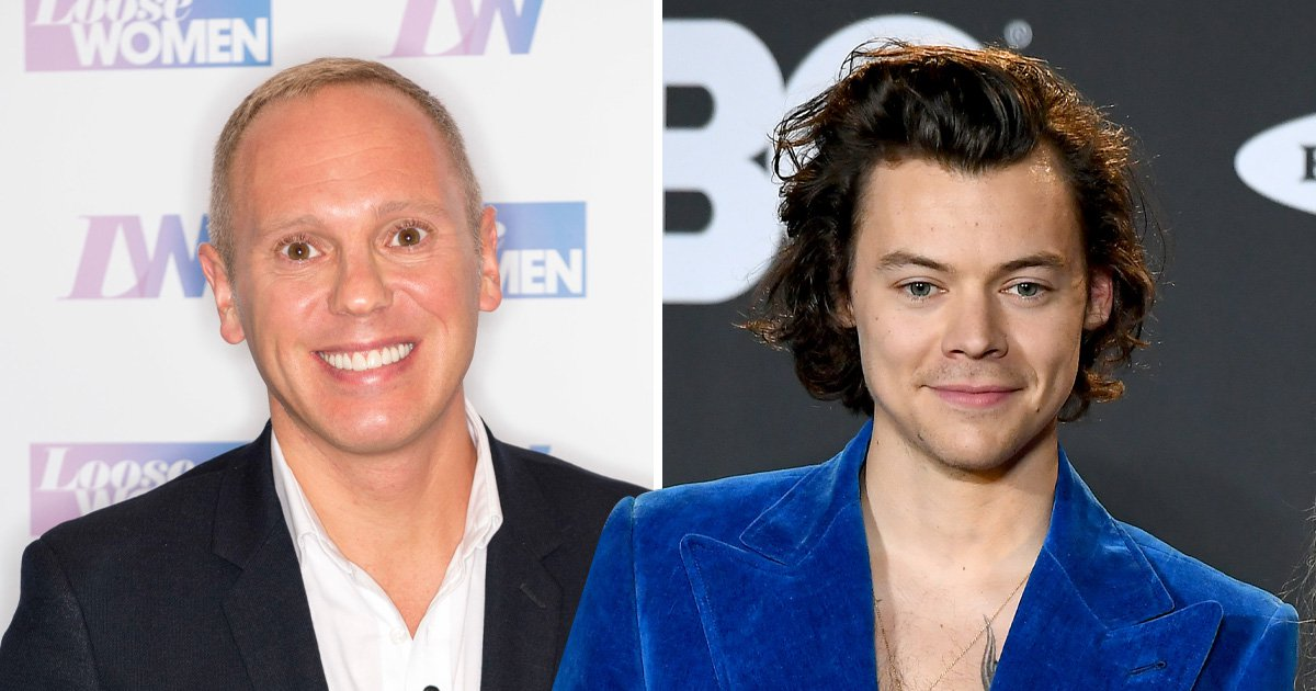 Judge Rinders Awkward Gym Run In With Harry Styles Is Too Much