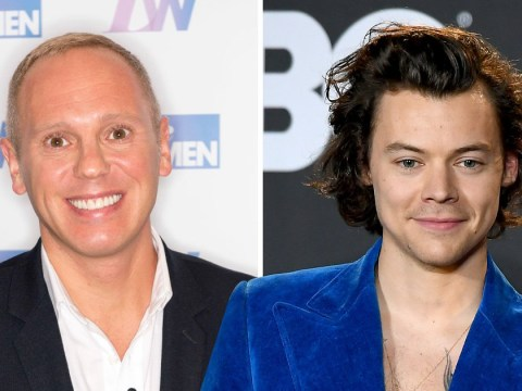 Judge Rinder's awkward gym run-in with Harry Styles is too much: 'I had no part of my body left to cringe'