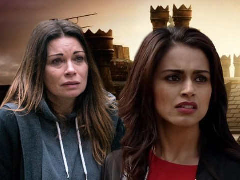 Is Rana dead or is she actually alive and stalking Carla Connor in Coronation Street?