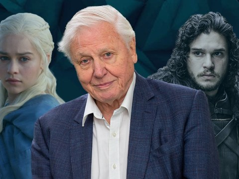 Game of Thrones beaten by Sir David Attenborough to most popular TV show on IMDB
