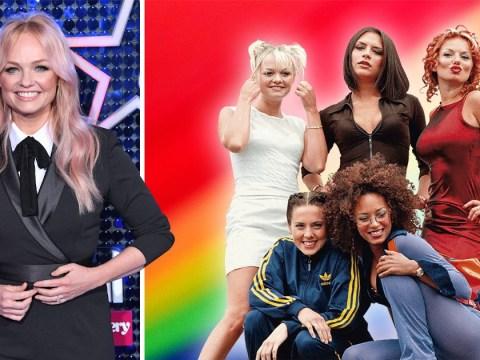 Emma Bunton reveals Spice Girls changed 2 Become 1 lyrics to support LGBT community