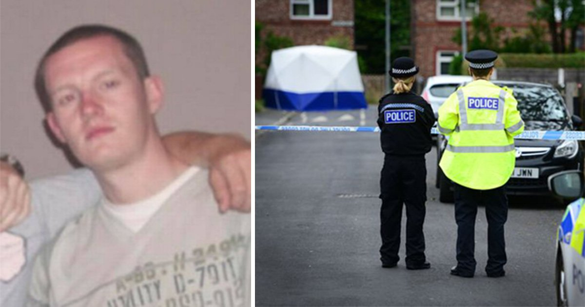 Dad stabbed to death with his own knife after arming himself to take on gatecrashers