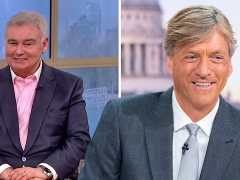 Eamonn Holmes mocks Richard Madeley's 'pumpkin tan' fail