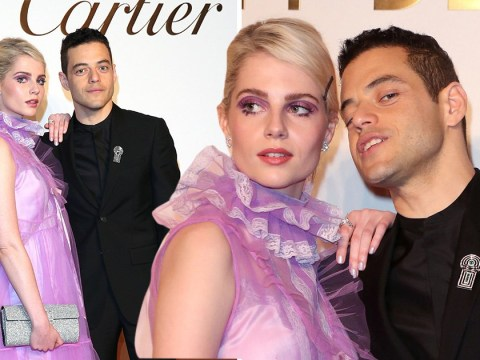 Rami Malek and Lucy Boynton are effortlessly cool as they go punk in Paris